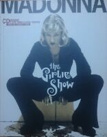 CD BOOK Madonna – The Girlie Show UK 1994