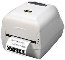 ARGOX CP-2140 | Thermo Transfer Etiketten Drucker | USB, RS232, Parallel Desktop