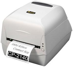 ARGOX CP-2140   Thermo Transfer Etiketten Drucker   USB, RS232, Parallel Desktop