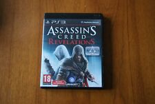 Sony Playstation 3 PS3 Assassin's Creed Revelations