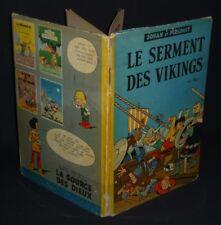 Johan et Pirlouit, T5 : Le Serment des Vikings (EO française)