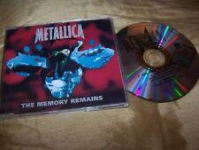 CD de musique rock CD single Metallica