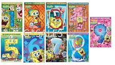 SpongeBob SquarePants Series Complete Season 1-9 (1 2 3 4 5 6 7 8 9) NEW DVD SET