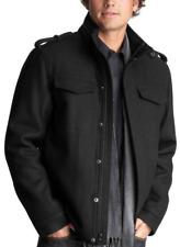 Gap Men's Wool Private Jacket, sz XL Black #405592 $118