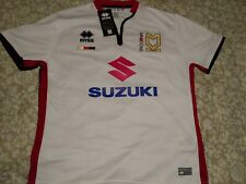 Beautiful MK Dons 2015-2016 home Jersey