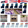 Elasticity Stretch Chair Cover Band with Buckle Slider for Wedding Party Banquet