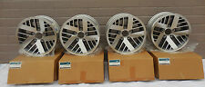 NOS Trans Am, Firebird, Pontiac, 15x7 aluminum wheels original GM wheel rims set