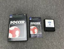 Soccer | Atari 400/800 Computer Cartridge Game | Thorn EMI