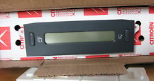 Citroen C5 Dashboard Dash Information Display Module Unit 6155.P6 6155P6 New