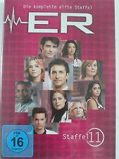 E.R. - Emergency Room, komplette 11. Staffel - TV Ärzte - Wyle, Phiper, Visnjic