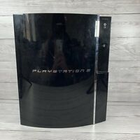 *FAULTY* Sony PlayStation 3 PS3 60GB Console CECHC03 Backwards Compatible System