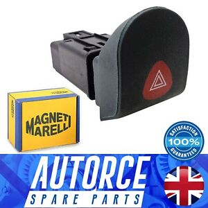 HAZARD WARNING SWITCH BUTTON RENAULT KANGOO (1997-2007) 7700308821 - 8200090307