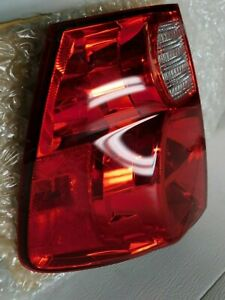 Genuine OEM GM 2005 - 2009 Chevy Equinox LH Driver Side Left Red Tail Light