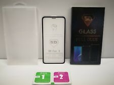 Apple IPhone X 5D original Tempered Glass Screen Protector Full Glue - In Stock