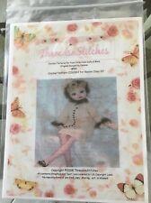 SALE #99 Crochet Pattern  for Cissy