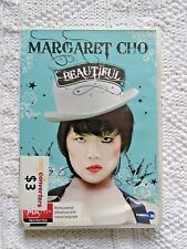 MARGARET CHO - BEAUTIFUL– DVD, REGION-4, LIKE NEW, FREE POST IN ASUTRALIA