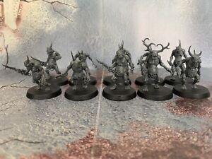 (wb53) Plaguebearers Of Nurgle Chaos Daemons Sigmar 40k Warhammer