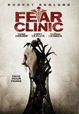 Fear Clinic [New DVD]