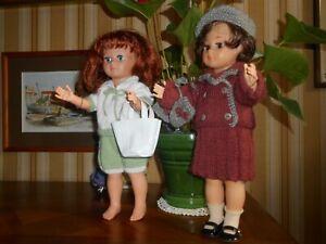 """Vêtements  """"Marie-Françoise"""" de Modes et travaux ou autres poupées. (39 cm)"""