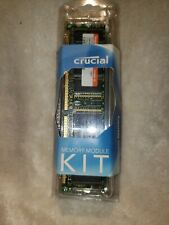 Crucial Memory Module Kit 256mb DDR 400 Mhz Cl3