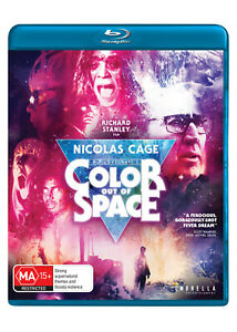 Color Out Of Space (Blu-Ray) NEW/SEALED [All Regions]