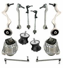 FRONT CONTROL ARM BALL JOINT ENGINE MOTOR TRANNY MOUNTS SUSPENSION KIT BMW E90