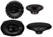 "Rockford Fosgate R169X3 6x9 260W 3 Way + R165X3 6.5"" 3 Way Car Speaker Set"