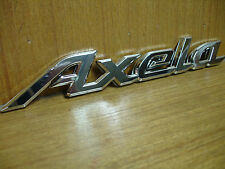 Axela Chrome Badge Logo Emblem (suit for Mazda3) Free Shipping