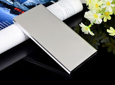 Ultrathin 50000mAh Power Bank Slim 2USB LED Charger for iPhone 8 X 8Plus XR XS