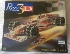 Vintage 1999 Puzz3D Williams FW20 Formula 1 BNIB Sealed