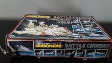 Micronauts Mego Corp. Battle Cruiser (English Version)