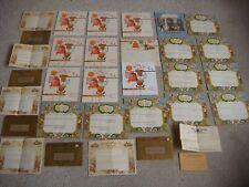 More details for job lot of 25 original vintage greetings telegrams 1938-1969