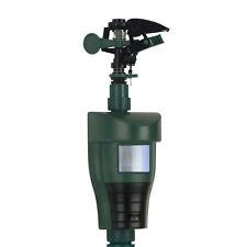 Garden Animal Repellent Water Repeller Sprinkler Motion Activated Jet Blaster