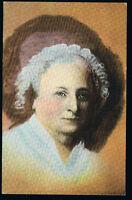 Vintage Garrison Toy & Novelty Co. Martha Washington Postcard
