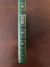 Easton Press THE PORTRAIT OF THE ARTIST AS A YOUNG MAN  by James Joyce Leather