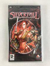 PSP SILVERFALL (2008), Royaume-Uni PAL, BRAND NEW & FACTORY SEALED