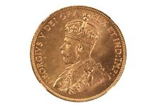 1914 Canada Gold $10 NGC MS64