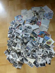 Konvolut alte Dokumente Fotoalbum Fotos Feldpost Nachlass KA 93