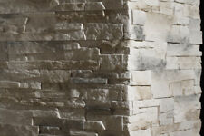 SAMPLE Nepal Frost Stone Split Face Slate Stone Cladding Decorative Stone