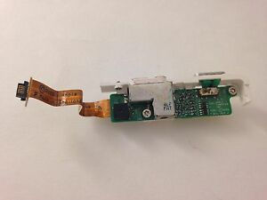 Headphone Jack & Hold Switch - 40gb iPod Classic 4th Gen 632-0260-A 820-1635-A