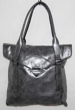 NWT BCBGeneration Milla Tote PEWTER
