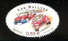 STAMP / TIMBRE FRANCE  N° 3798 ** SPORT / LES RALLYE / VOITURE