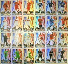 Match Attax 12/13 2012/2013 - Matchwinner / Club 100 aussuchen #355-378 Teil 2