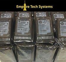 HP 619291-B21 619463-001 EG0900FBLSK 900GB 10K 6G SAS 2.5 DP HDD NEW