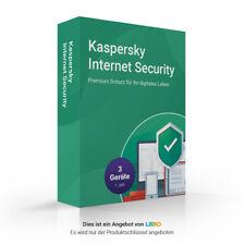 Kaspersky Internet Security 2020 Upgrade | 3 Geräte | 1 Jahr