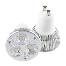 GU10 3W Cool  White High Power LED Bulb Light Spot Lamp 85V - 265V Saving Energy