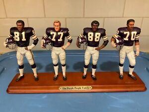 """Danbury Mint  -  Minnesota Vikings .......... """"The Purple People Eaters"""""""