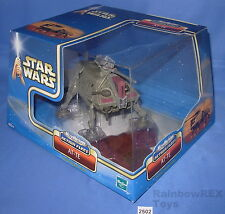 Star Wars Micro Machines Action Fleet 2002 AT-TE  Vehicle  Factory sealed Box #2