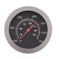 Edelstahl Back Ofen Thermometer Bbq Smoker Pit Grill Thermometer Temperatur M2Z5