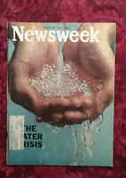 NEWSWEEK August 23 1965 8/65 VIETNAM DUC CO LA RIOTS ++